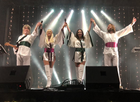 abba tribute bands